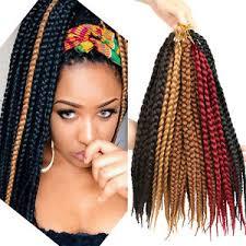pretwisted crochet braids hair pretwist 3s box braids 14 synthetic crochet box braids hair
