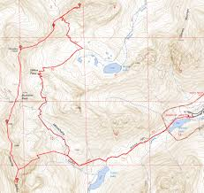 Colorado Fourteeners Map by Sleeping Sexton And Its Northern Neighbors Exploring The Rockies