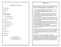 templates for funeral programs free black and white funeral program template with praying poem