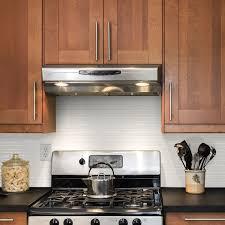 peel and stick kitchen backsplash smart tiles clean classic kitchen with ivory peel and stick wall tiles