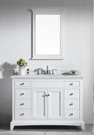 Bathroom Vanity With Top Combo 42 Inch Bathroom Vanity Combo Effects Vanity Top