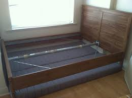 Beds Frames And Headboards How To Store A Mattress Box Spring And Bed Frame