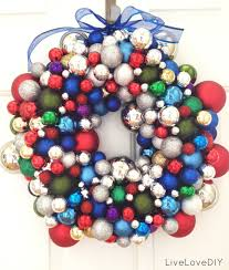 livelovediy christmas ornament wreaths reader versions