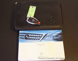 100 2007 mercedes benz ml350 owners manual mercedes benz