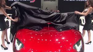 lamborghini aventador j lamborghini aventador j geneva motor show 2012 press conference