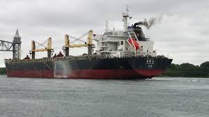 cargo ship cape cod canal 7 14 17 youtube