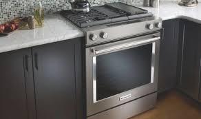 kitchen kit stoves amazing kitchen aid range consumer complaints