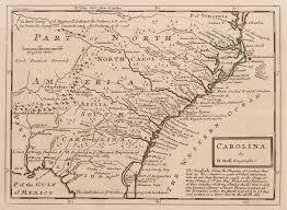 Map Of Boston College Possession U0026 Extrapolation Herman Moll U0026 Charles Wilkes John J