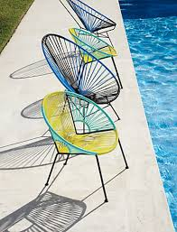 Cb2 Patio Furniture by Spring Fever New Modern Outdoor Furniture Austin Interior
