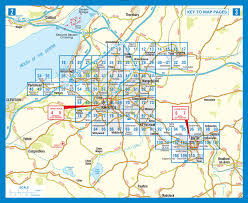 map uk bath bristol bath a z atlas spiral a z maps