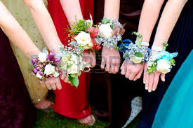 corsages for prom prom corsage stock photos royalty free business images