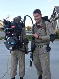 spirit halloween proton pack ghostbusters fans search