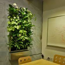 Indoor Garden Wall by Florafelt Recirc 24 Vertical Garden System