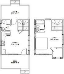 Small Casita Floor Plans Bungalow Style House Plan 1 Beds 1 Baths 200 Sq Ft Plan 423 66
