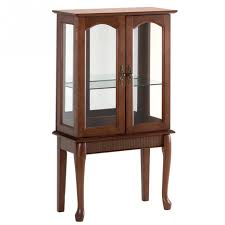 single glass door cabinet witching high double kitchen console curio cabinets features glass