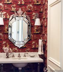 Red Bathroom Designs Colors 70 Best Bathroom Colors Paint Color Schemes For Bathrooms