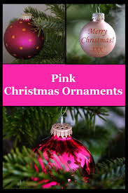 441 best christmas ornaments festive decorating images on