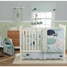Whale Crib Bedding Migi Whale 4 Crib Bedding Set Baby