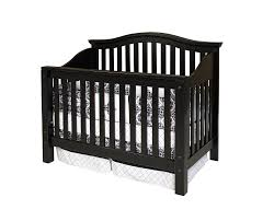 Gray Convertible Cribs by Gabrielle Convertible Crib Swiss Valley Furniture