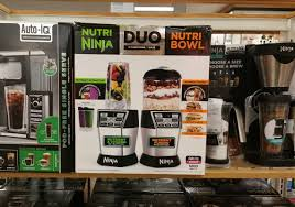 black friday home depot nutri ninja nutri ninja nutri bowl duo with auto iq boost only 76 99 at