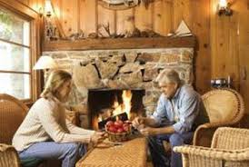 log home interior walls how to your home look like a log cabin home guides sf gate
