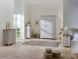 Steens Norfolk  Drawer Tall Narrow Chest Of Drawers In Cream And - Bedroom furniture norfolk