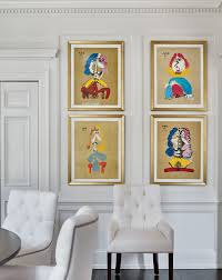 Art Home In This Buckhead Home The Artwork Is The True Star Atlanta Magazine