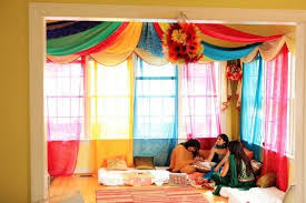 Home Decor House Parties How To Throw A Mehendi Party At Home Marigold Tales
