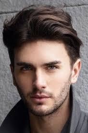 mens hairstyles undercut side part top 50 short mens hairstyles wavy slight undercut with side part