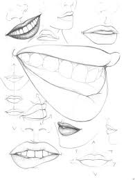 the mouth analysis and structure fashion design joshua nava arts