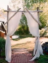 wedding arch kit driftwood wedding arch driftwood arbor maine wedding