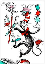 cat in the hat publish with glogster