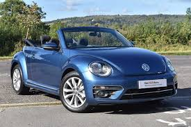 baby blue volkswagen beetle used volkswagen beetle convertible for sale motors co uk