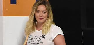 hilary duff reveals new rose tattoo hilary duff mike comrie