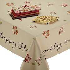 10 stylish tablecloths for thanksgiving today magazine