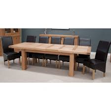 Large Extending Dining Table Bordeaux Oak Large Extending Dining Table 10 12 Seater Pannu