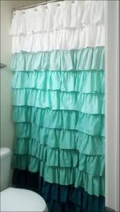 bathroom awesome upscale shower curtains rust shower curtain
