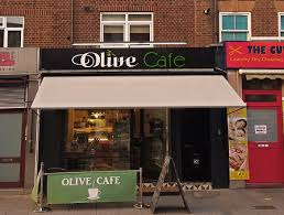 Pub Awnings New Greenwich Awning At Olive Cafe Morco Blinds