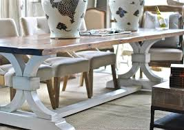Rustic Dining Tables With Benches Dark Wood Dining Table And Bench Room Tables With Benches Rustic