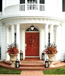 Front Doors Decorated For Christmas by Front Door Decorating Ideas For Summer Decor Doors January