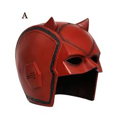 updated daredevil helmet cosplay mask u2013 xcoser costume