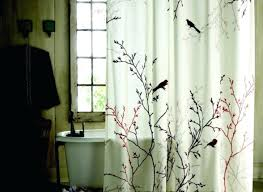Buy Valance Curtains Shower Double Swag Shower Curtain Attached Valance Amazing