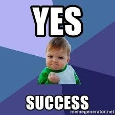 Success Kid Meme Creator - yes success success kid meme generator
