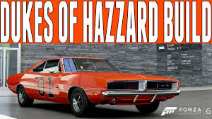 how to build a dodge charger forza 6 car build dukes of hazzard dodge charger general