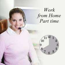 at home part time reap the benefits of income