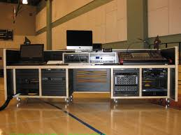 Home Recording Studio Desk by 16 Best Audio Tech Obc Images On Pinterest Audio Booth Design
