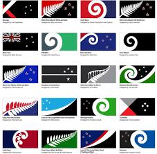 Blue And Black Flag Neuseeland Dieses Land Gönnt Sich Eine Neue Flagge Welt