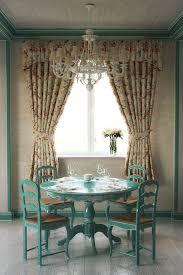 sala da pranzo provenzale tende shabby 10 idee per da letto salone o cucina