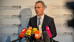 nato opinion doorstep statement by nato general jens