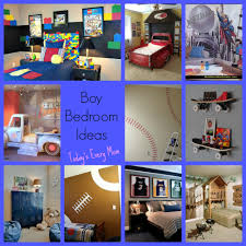 decorating boys bedroom ideas u2014 today u0027s every mom